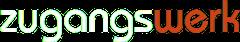 Logo: zugangswerk - Experten für barrierefreie Informationstechnik
